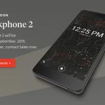 Silent Circle Blackphone 2 Launch September