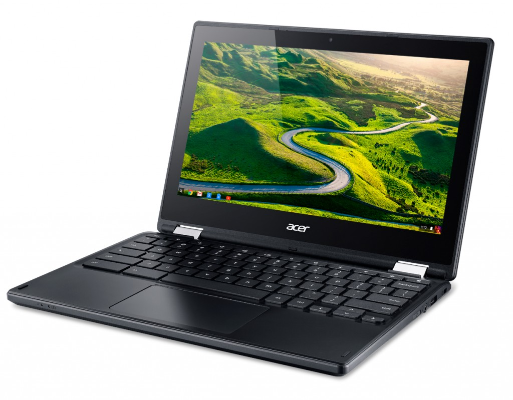 Acer Convertible Chromebook R11 With 116 Inch HD Display