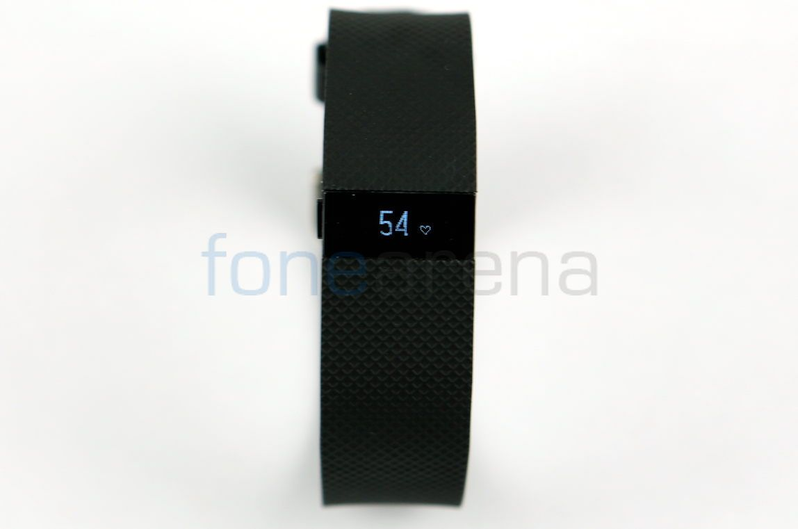 Fitbit Charge Hr Unboxing