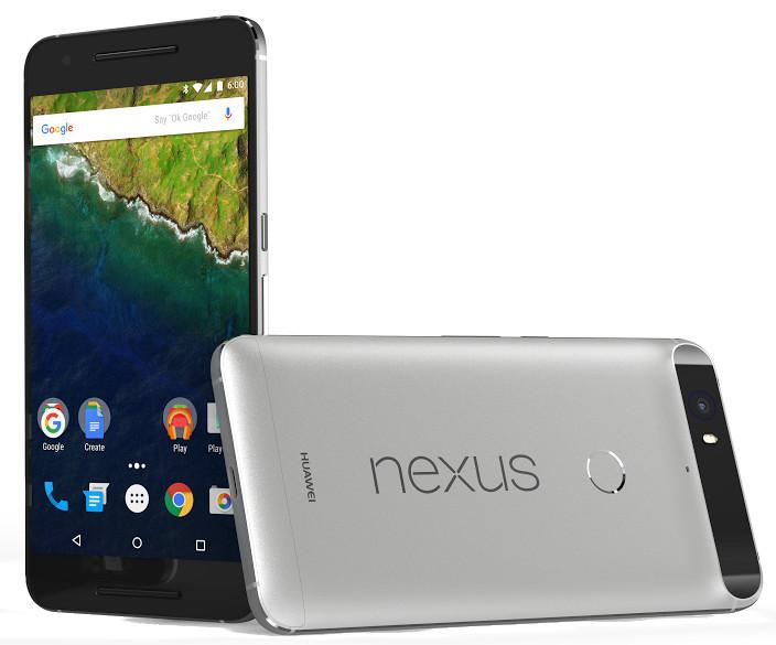 Kết quả hình ảnh cho Google Nexus 6P