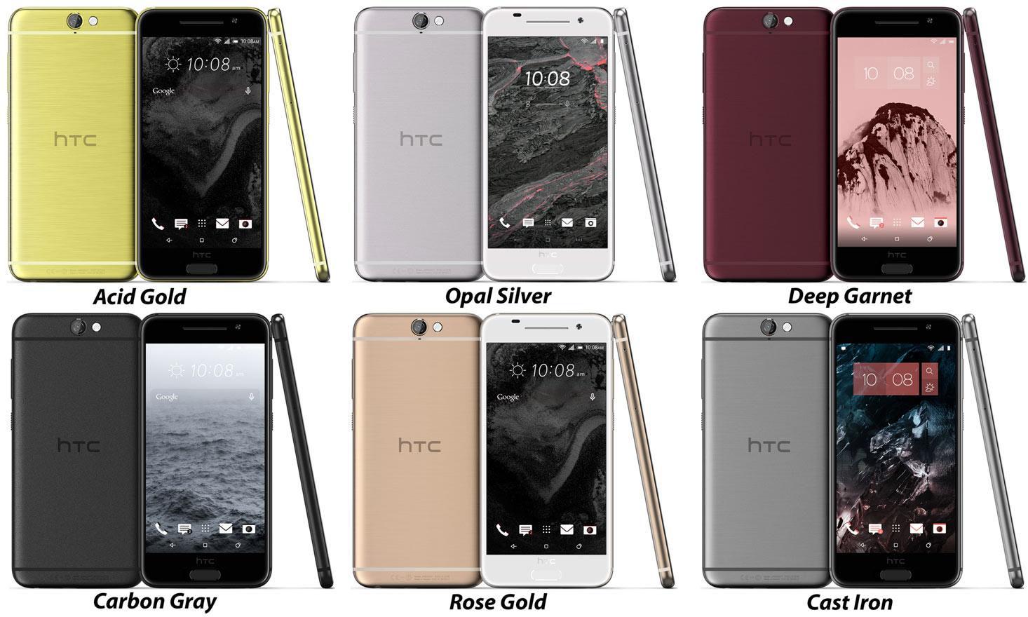HTC A9 Aero