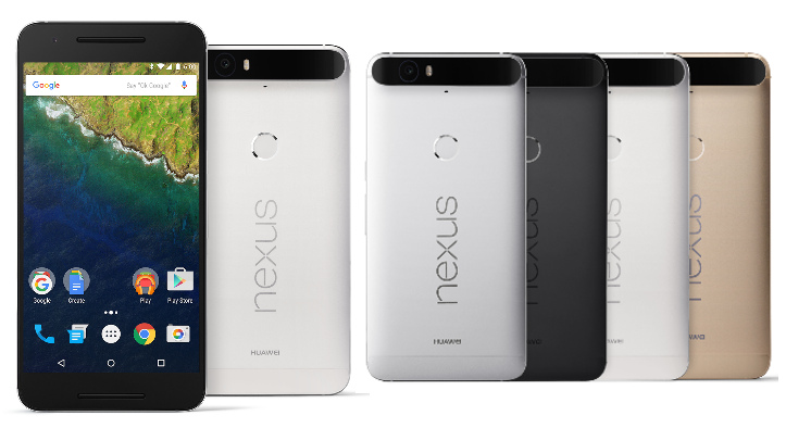 Huawei Nexus 6P presentation leak reveals metal unibody ...