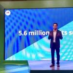 Motorola 5.6 million smartphones India