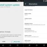 Motorola Moto G 1st Gen Android 5.1 and Stagefright fix OTA