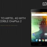 OnePlus 2 Airtel store