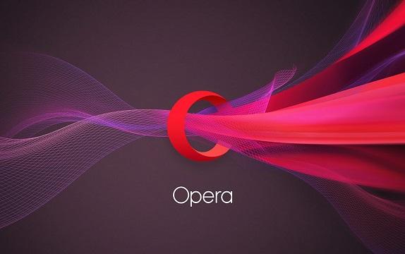 Opera new logo