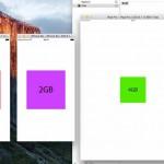 RAM Sepcs on iOS devices