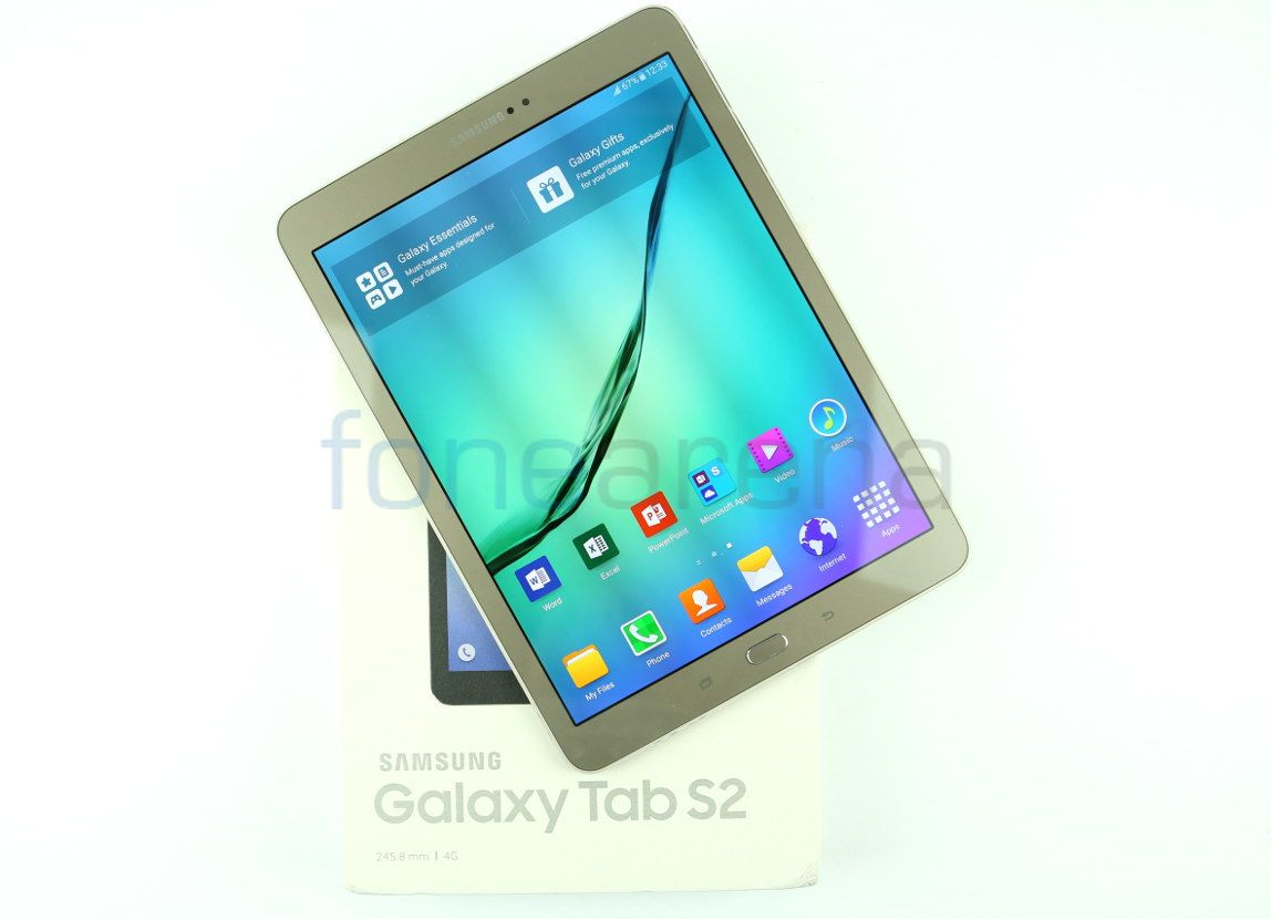 samsung galaxy tab s2 9 7 unboxing. Black Bedroom Furniture Sets. Home Design Ideas