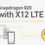 Snapdragon 820 X12 LTE