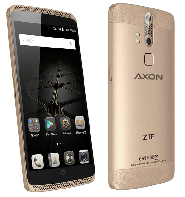 ZTE Axon Elite with 5.5-inch 1080p display, Snapdragon 810 ...
