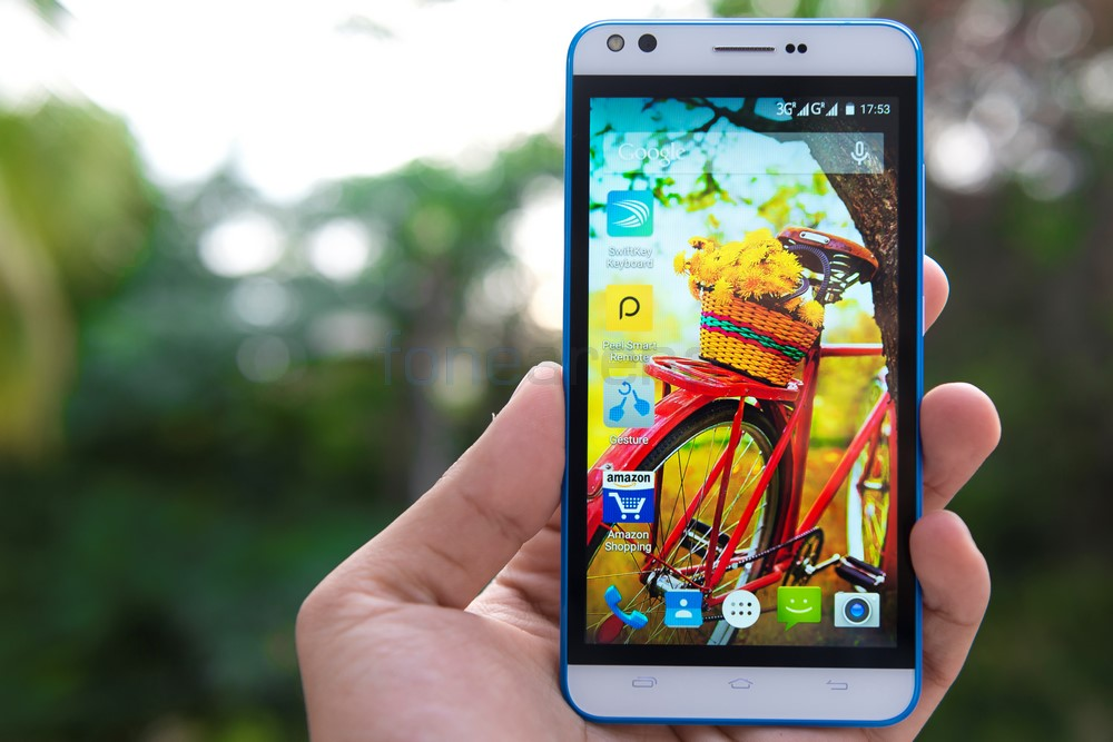 Karbonn Titanium MachFive Review