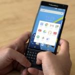 BlackBerry Priv Teaser