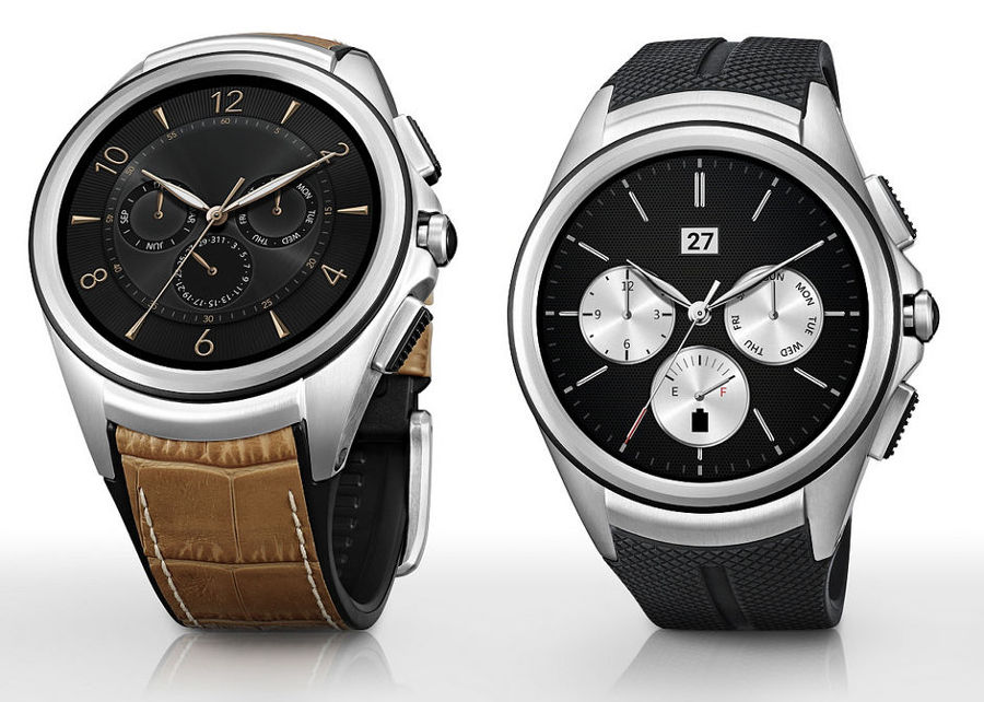 LG Watch Urbane 2nd Edition Android Wear smartwatch with ...