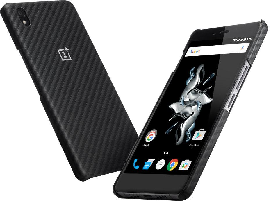 OnePlus X Karbon case