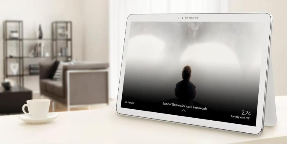 Samsung Galaxy View 18.4-inch tablet listing reveals ...