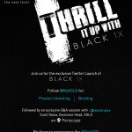 Xolo Black 1X launch invite