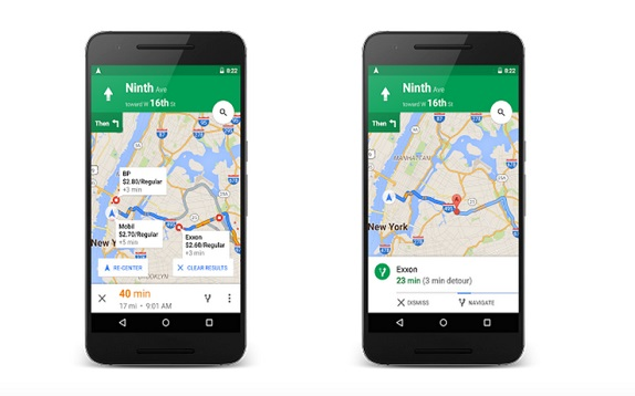 how to add a stop point in google maps