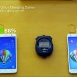 Huawei Quick Charging 2 min