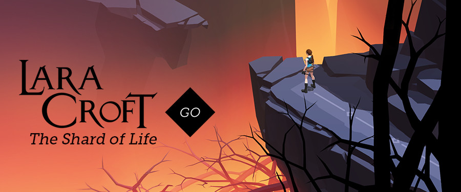Lara Croft GO for Android and iOS The Shard of Life