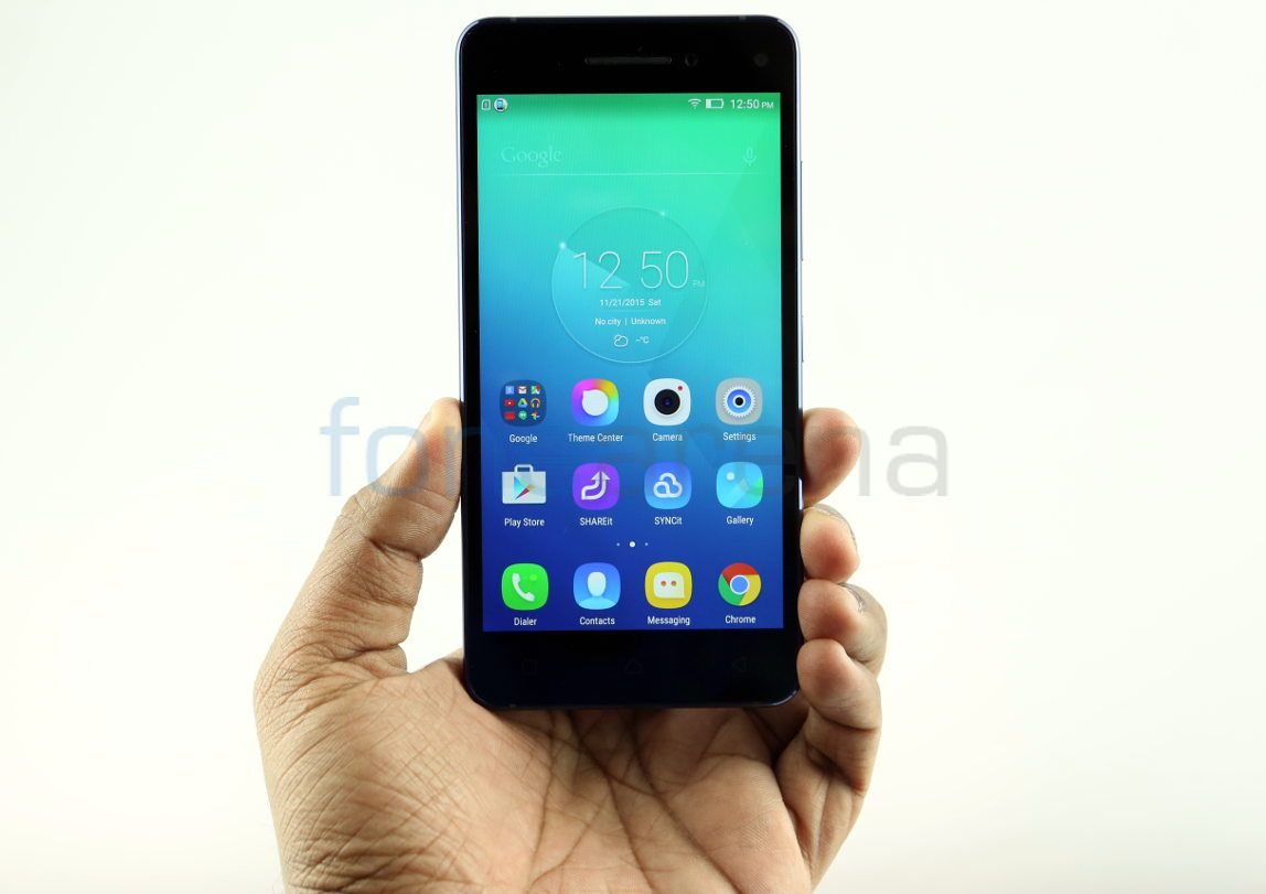Lenovo Vibe S1 Unboxing and First Impressions