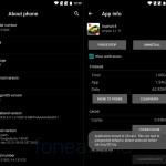 OnePlus X OxygenOS 2.1.3 Move to SD