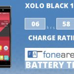 Xolo Black 1X FA One Charge Rating