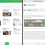 evernote_split iOS