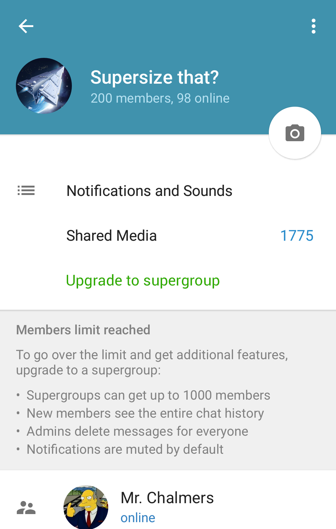 The best: how to add more than 200 in telegram channel