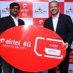 Airtel 4G launch Sri City