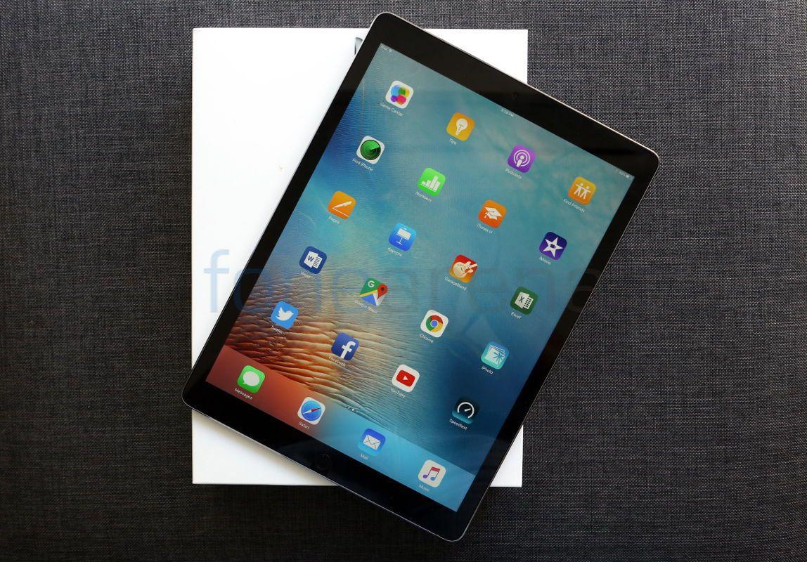 M : iPad Pro.7-inch (128GB, Wi-Fi, Gold) 2016