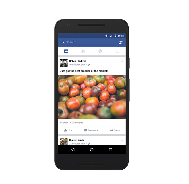 Facebook working on 'Collections' function to showcase content into News Feed