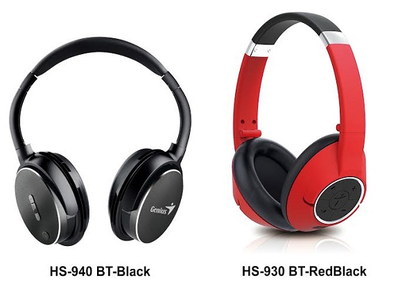 Genius bluetooth headset