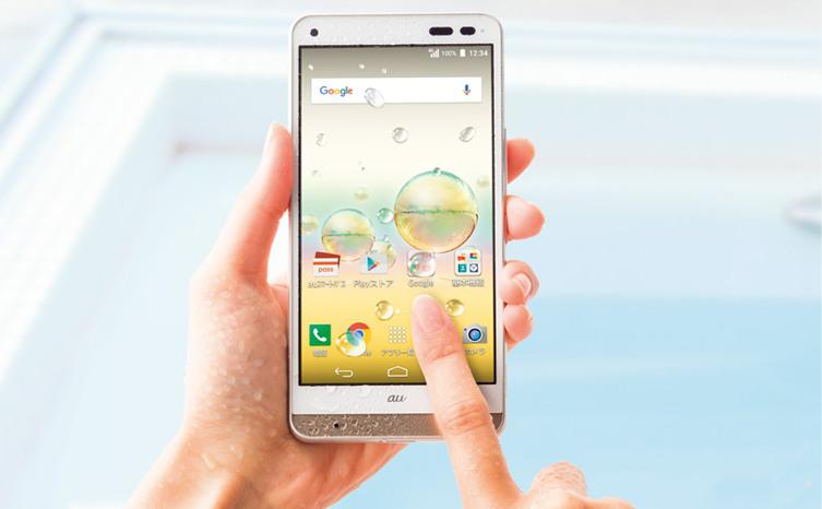 Телефон теперь можно мыть. Новый смартфон Digno Rafre