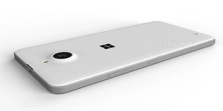 Microsoft Lumia 850 Leaked Design