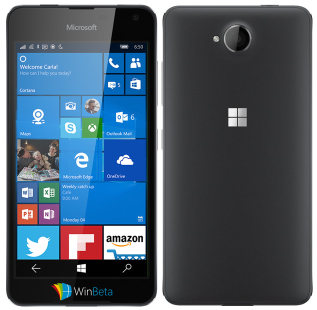 New listing suggests Microsoft Lumia 650 to be priced at around $185