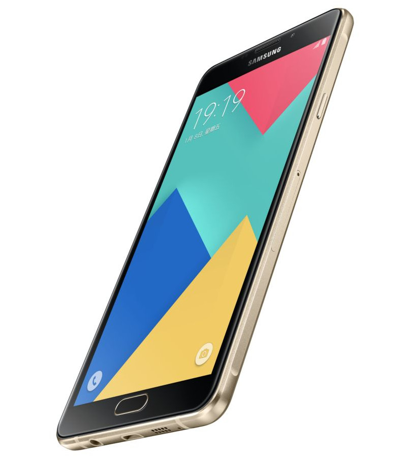 Samsung Galaxy A9 With 6 Inch 1080p Display Snapdragon 652 Fingerprint Sensor Announced on rear view camera wi fi