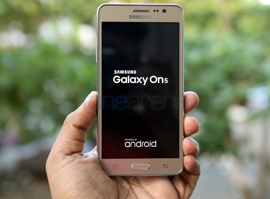 Super Start Battery Review >> Samsung Galaxy On5 Review