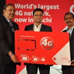 Vodafone India 4G launch Kochi