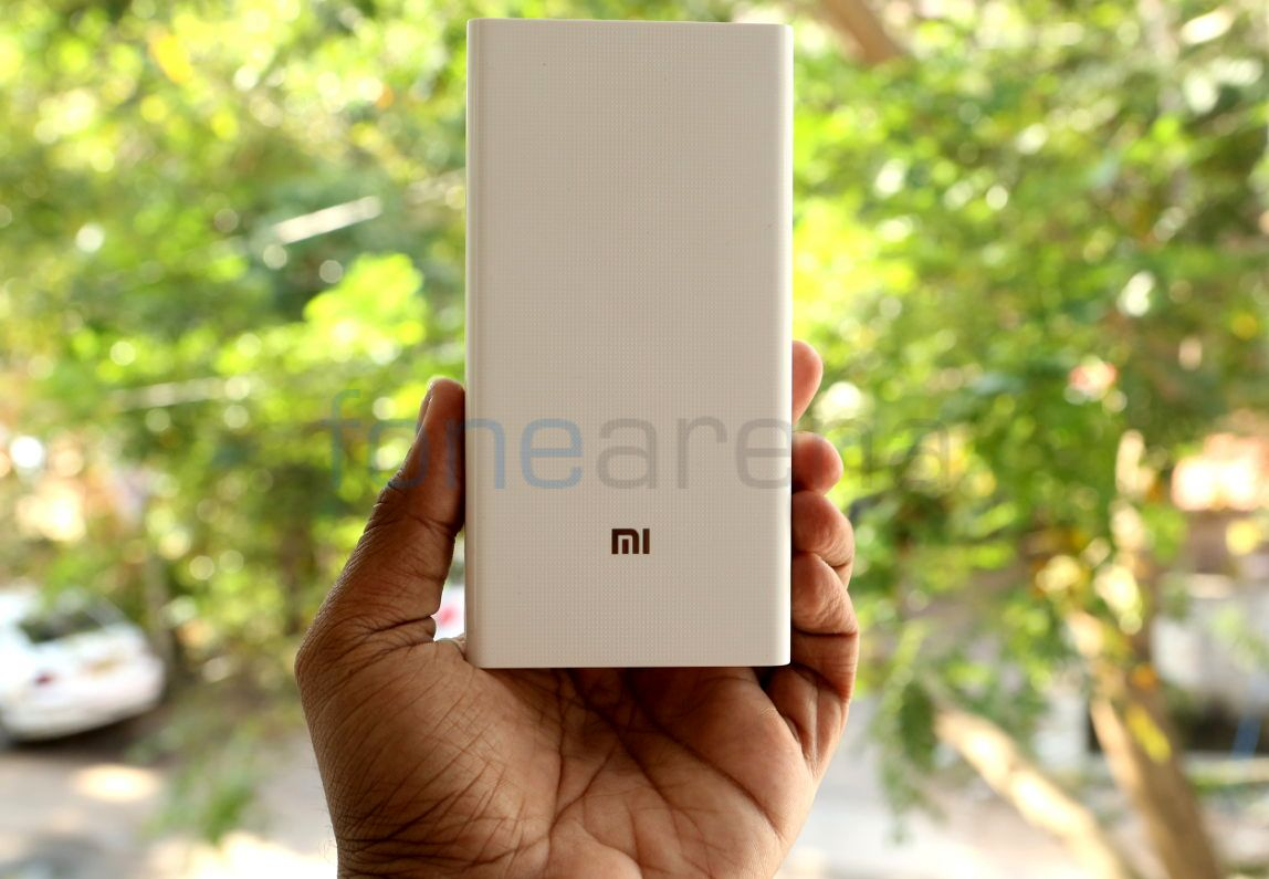 Xiaomi Mi 20000mAh Power Bank Unboxing