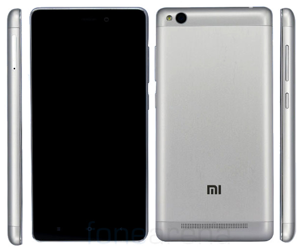 Xiaomi Redmi 3 with 5-inch HD display, metal body gets certified in China