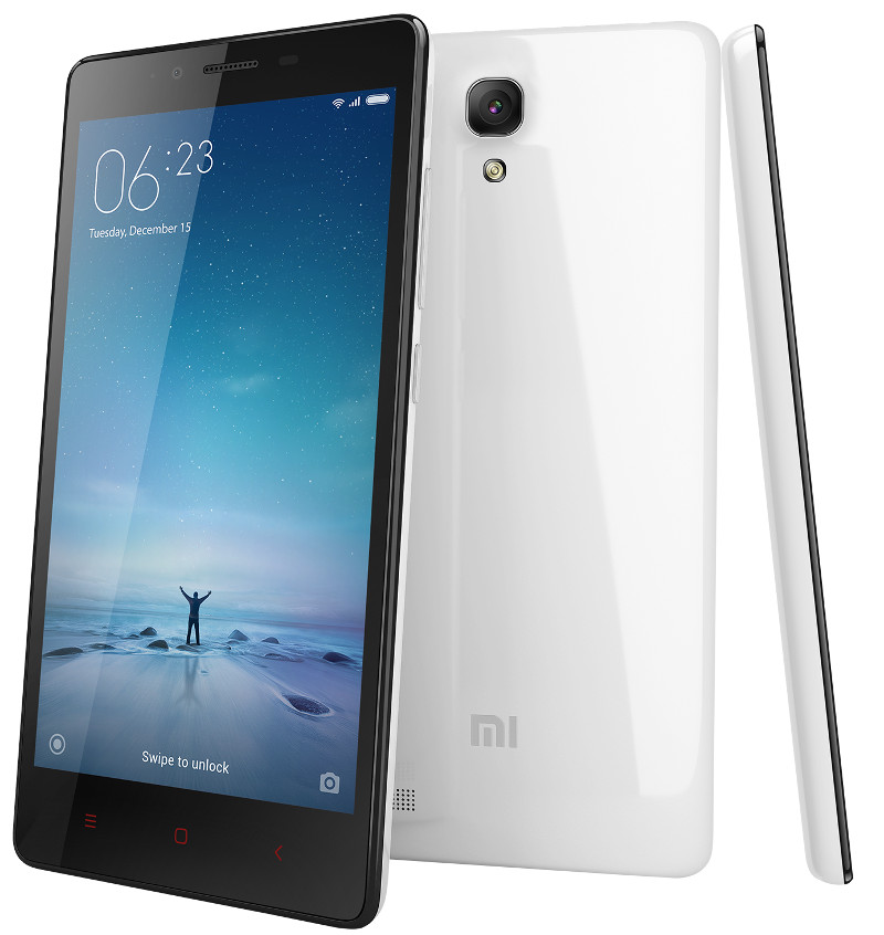 Xiaomi Redmi Note Prime with 5.5-inch HD display