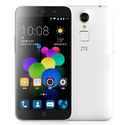 zte blade a1 investigates the technological