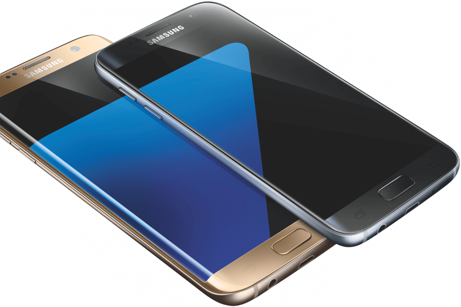 Galaxy S7 ans S7 Edge press image