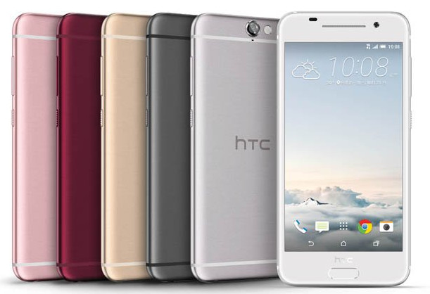 HTC introduces Pink One A9 in Taiwan