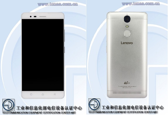 Lenovo K5 Note with Helio P10 octa-core SoC, 2GB RAM gets certified in China