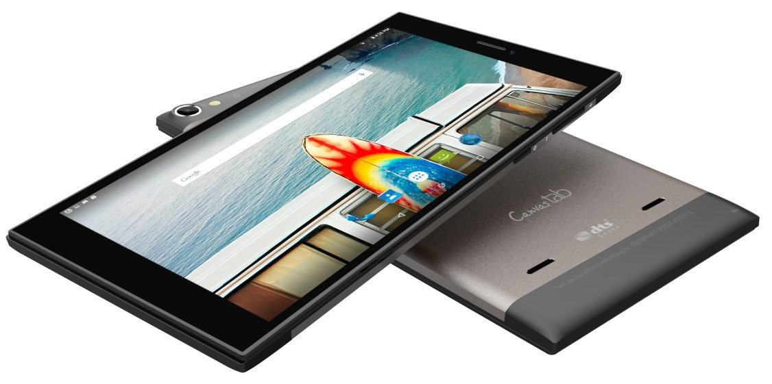 micromax canvas fantabulet f666 with 6 98 inch hd display 3g launched