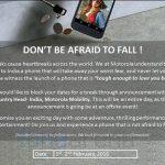 Motorola Moto X Force India launch invite