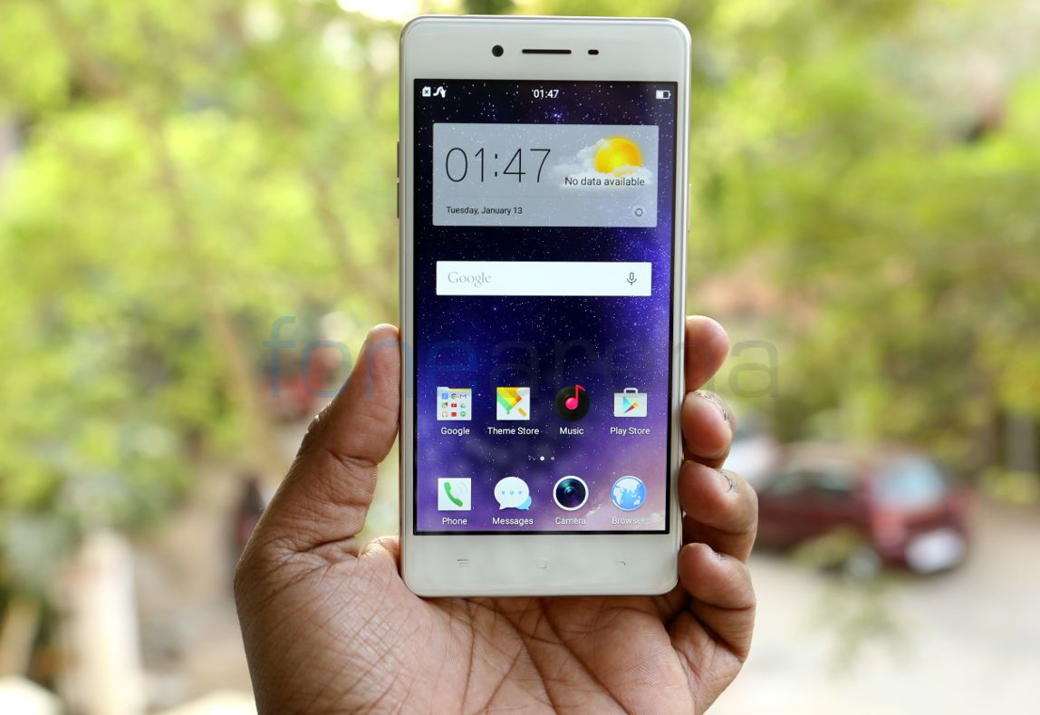 Oppo F1 Photo Gallery F1s New