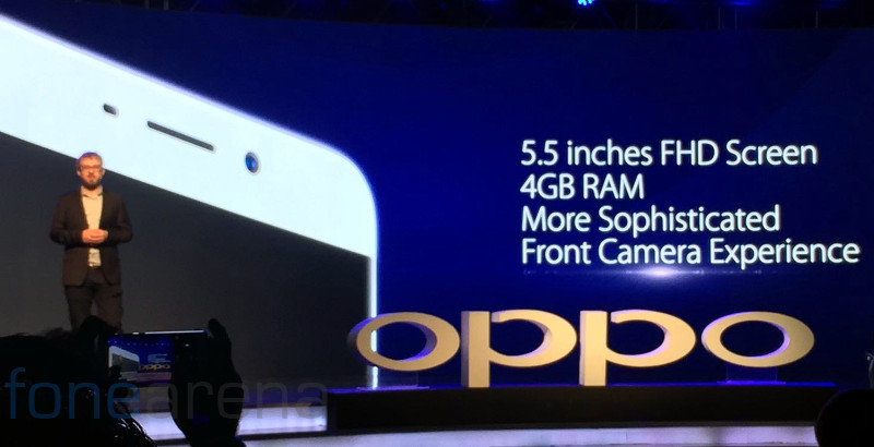 Oppo F1 Plus India launch