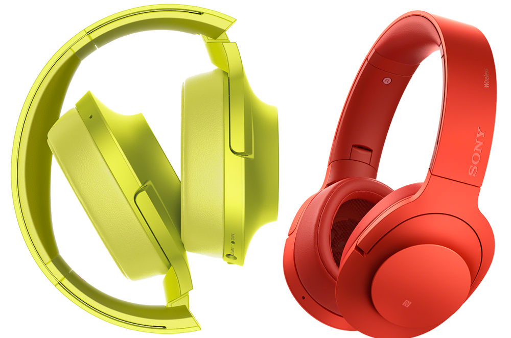 Sony introduces h.ear in and h.ear on wireless headphones ...